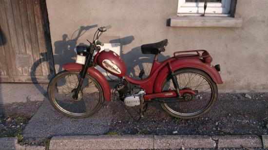 moteur sachs de 1965 à clapets
