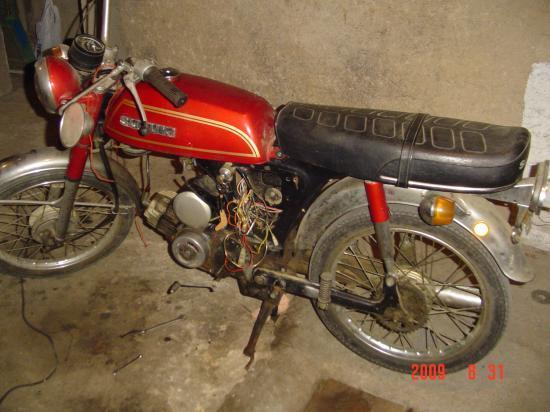Suzuki A50P