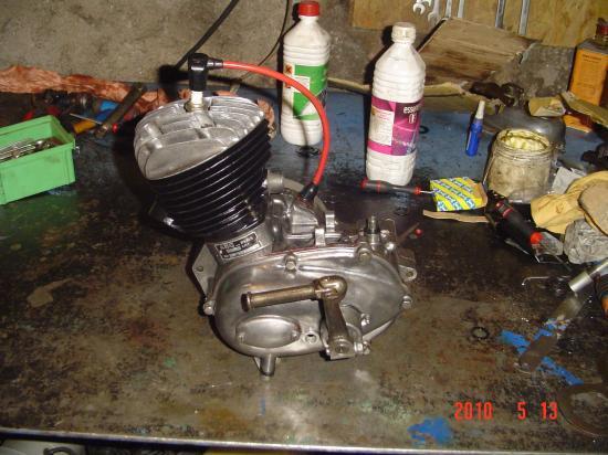 moteur abg 110 refait