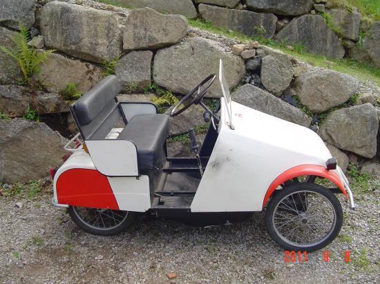 veloto moteur mobylette sp 93 avec dynastar