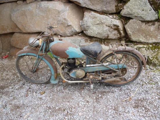 Peugeot p52 1938 2 vitesses