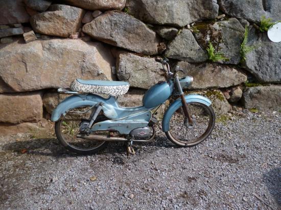 cyclomoteur 3 vitesses moteur lavalette